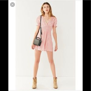 Urban Outfitters Molly Mini Dress Size Small